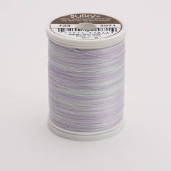 Sulky Cotton 30, 450 m Fb. 4071 Pale Amethyst Multicolour