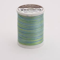 Sulky Cotton 30, 450 m Fb. 4074 Bluegrass Multicolour