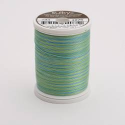 Sulky Cotton 30, 450 m Fb. 4075 Celadon Multicolour