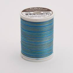Sulky Cotton 30, 450 m Fb. 4080 Hawaiian Sea Multicolour