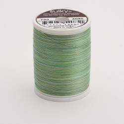 Sulky Cotton 30, 450 m Fb. 4085 Green Tea Multicolour