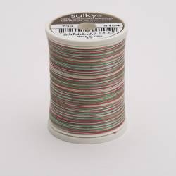 Sulky Cotton 30, 450 m Fb. 4104 Christmas Trio Multicolour