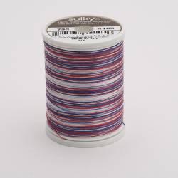 Sulky Cotton 30, 450 m Fb. 4105 America Multicolour