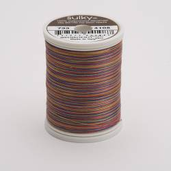 Sulky Cotton 30, 450 m Fb. 4108 American Antique Multicolour