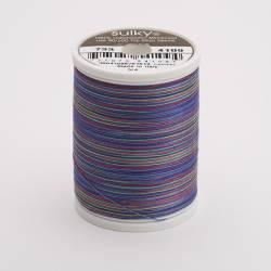 Sulky Cotton 30, 450 m Fb. 4109 Jewel Tones Multicolour