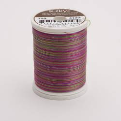 Sulky Cotton 30, 450 m Fb. 4123 Hot Baik Multicolour