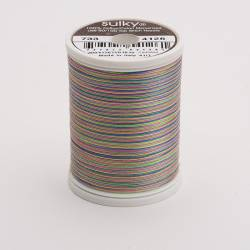 Sulky Cotton 30, 450 m Fb. 4126 Basic Brights Multicolour