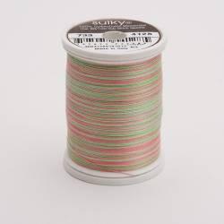 Sulky Cotton 30, 450 m Fb. 4128 Neon Lights Multicolour
