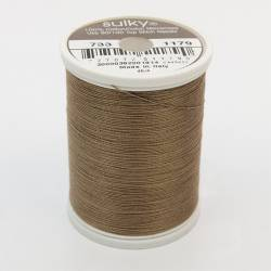 Sulky Cotton 30, 450 m Fb. 1179 Dk. Taupe