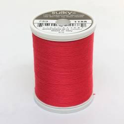 Sulky Cotton 30, 450 m Fb. 1188 Red Geranium