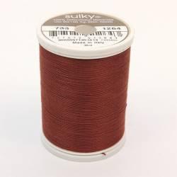Sulky Cotton 30, 450 m Fb. 1264 Cognac