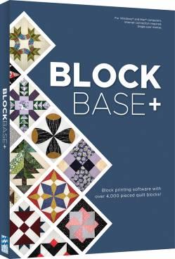 Electric Quilt Blockbase Plus