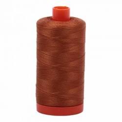 Aurifil Mako Cotton Maschinenquiltgarn 50/2-fach, 1300 m, Fb. 2155 Cinnamon