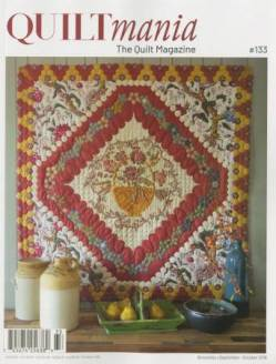 REDUZIERT: Quiltmania Magazine No. 133