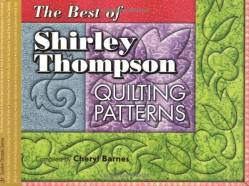 Antiquariat: The Best of Shirley Thompson Quilting Patterns