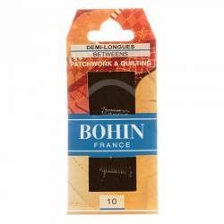 Bohin Quiltnadeln Betweens No. 10