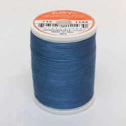 Sulky Cotton 12, 270 m, Fb. 1143 True Blue