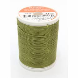 Sulky Cotton 12, 270 m, Fb. 1156 Lt Army Green