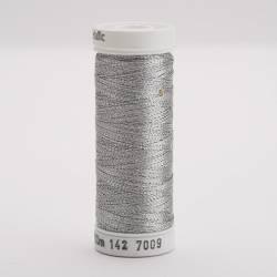 Sulky Metallicgarn *matt* 150 m pewter dunkelsilber