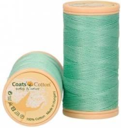 Coats Cotton Baumwollnähgarn 50/3-fach, 100 m, Fb. 2420 bleichgrün