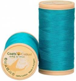 Coats Cotton Baumwollnähgarn 50/3-fach, 100 m, Fb. 4632 mitteltürkis