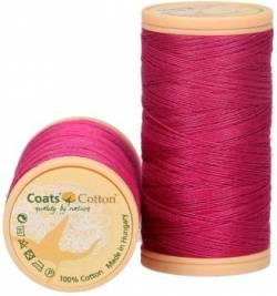 Coats Cotton Baumwollnähgarn 50/3-fach, 100 m, Fb. 6740 dunkelpink