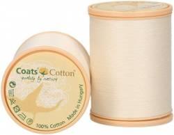 Coats Cotton Baumwollnähgarn 50/3-fach, 1000 m, Fb. 1212 eierschale