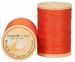 Coats Cotton Baumwollnähgarn 50/3-fach, 450 m, Fb. 4918 orange