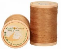 Coats Cotton Baumwollnähgarn 50/3-fach, 450 m, Fb. 4710 ocker