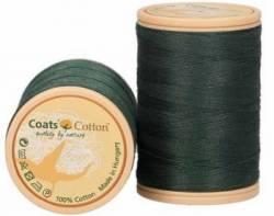 Coats Cotton Baumwollnähgarn 50/3-fach, 450 m, Fb. 8228 lodengrün