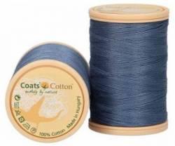 Coats Cotton Baumwollnähgarn 50/3-fach, 450 m, Fb. 6339 jeansblau