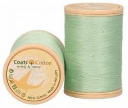 Coats Cotton Baumwollnähgarn 50/3-fach, 450 m, Fb. 2427 zartgrün