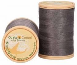 Coats Cotton Baumwollnähgarn 50/3-fach, 450 m, Fb. 5013 mittelgrau