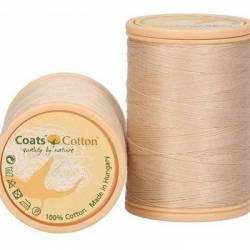 Coats Cotton Baumwollnähgarn 50/3-fach, 450 m, Fb. 2313 ecru
