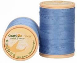 Coats Cotton Baumwollnähgarn 50/3-fach, 450 m, Fb. 4533 blau