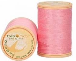 Coats Cotton Baumwollnähgarn 50/3-fach, 450 m, Fb. 2613 babyrosa