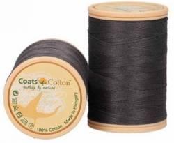 Coats Cotton Baumwollnähgarn 50/3-fach, 450 m, Fb. 7010 anthrazit