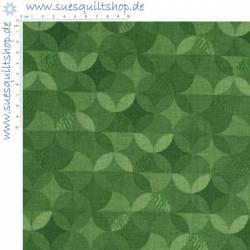 Riley Blake Asparagus Kaleidoscope grün