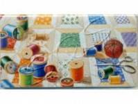Taschenkalender 2020-2021 Spools Garnrollen