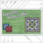 Deb Tuckers Rapid Fire Hunters Star Petite Star Tool