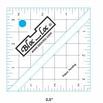 BlocLoc Ruler  3.5 inch