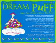 Dream Puff Twin Size 72x93 inch