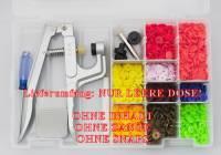 ArtBin Box für Snaps + Zange - Lieferung nur Box, ohne Inhalt, ohne Zange!!!!