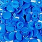 Snaps Druckknöpfe 25 stk. ca. 12,4 mm, B16 dunkelblau