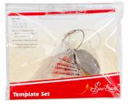 Triangle Template Set
