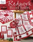 Redwork Blizzard Buddies