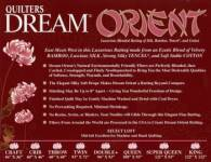 Dream Orient Select Queen Size 93 x 108 inch Bambusvlies