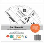 Acrylschablone Clammy  8 inch Clamshell