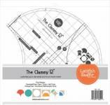Acrylschablone Clammy 12 inch Clamshell