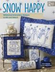 Snow Happy - Whimsical Embroidery Designs to Mix and Match